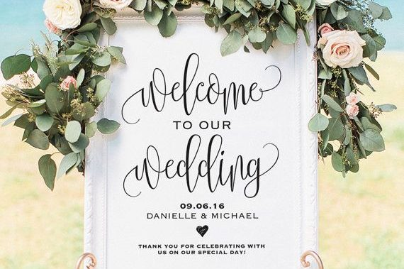 Wedding Posters Print